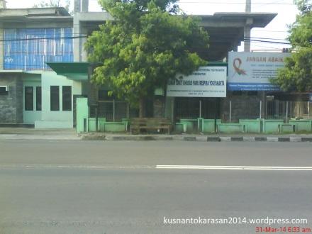 BP4 aka RESPIRA Yogyakarta