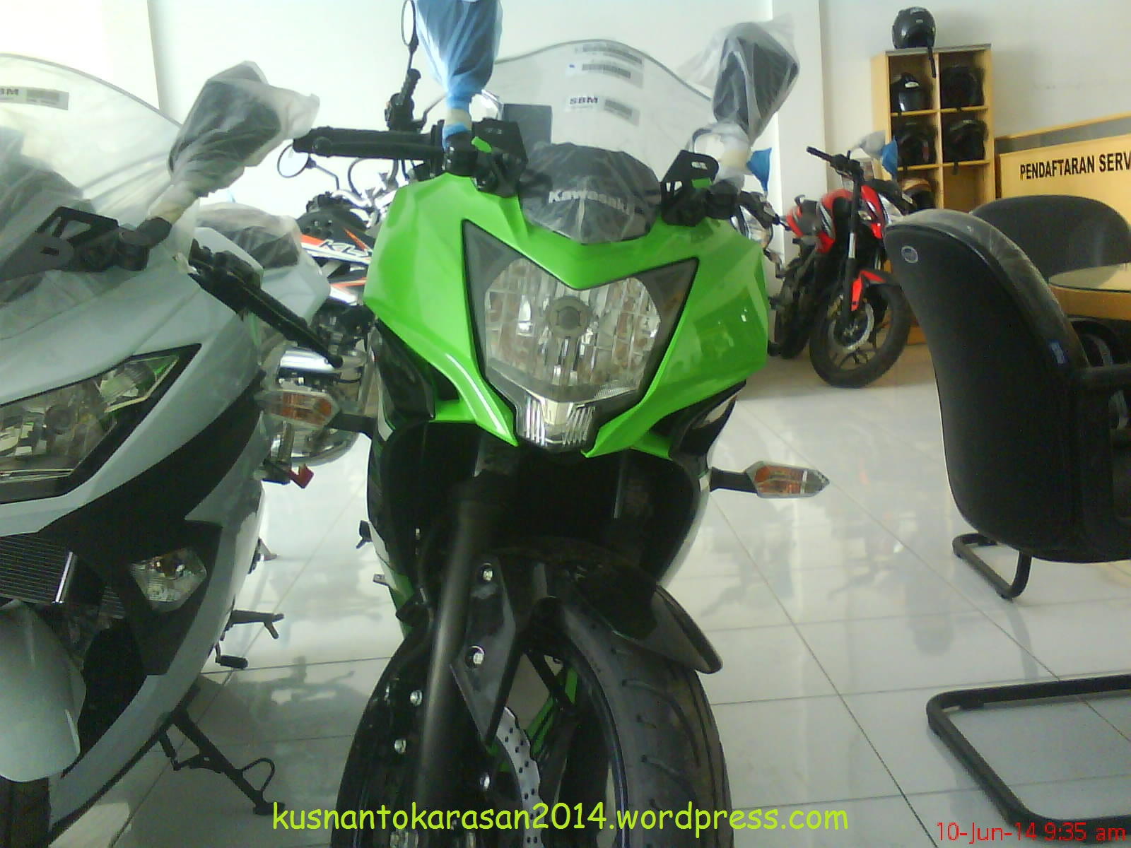 Harga Ninja 250 Rr Mono Di Bantul Yogyakarta Kusnantokarasancom