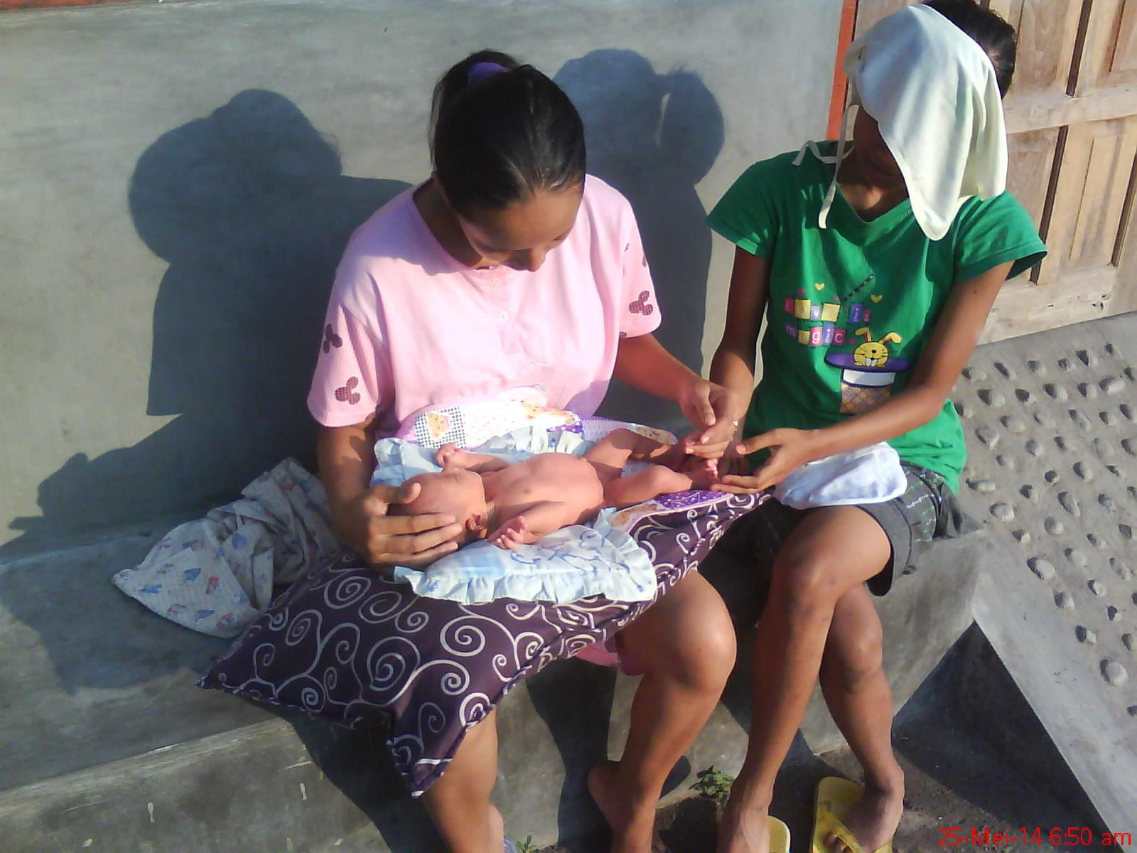 Cara Menambah Berat Badan Bayi Yang Baru Lahir