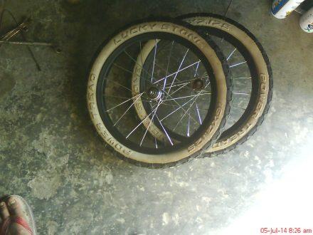 roda sepeda