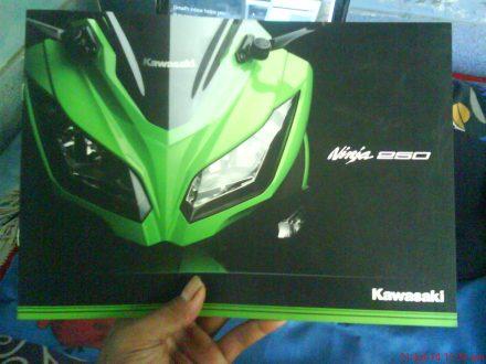 katalog ninja 250