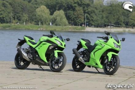 perbedaan ninja 250R tahun 2008 dan Ninja 250 FI tahun 2013