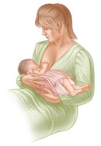 penyusuan bayi
