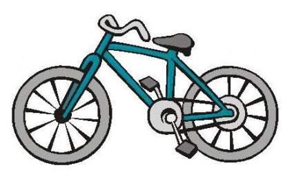 gambar sepeda