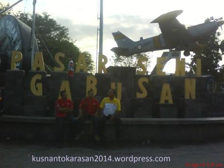 Pasar SeniGabusan, ajang Bantul Expo 2014