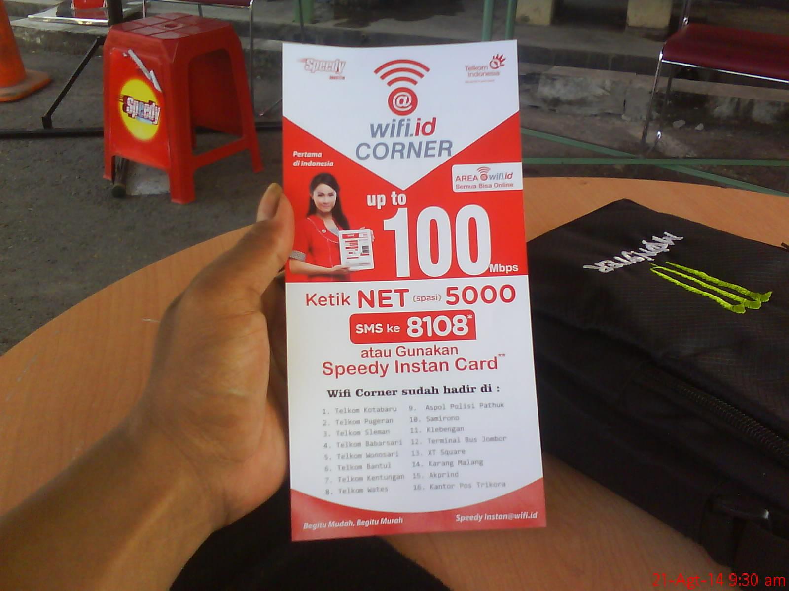Cara Akses Wifi Id Kusnantokarasan Com
