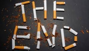 katakan rokok telah berakhir