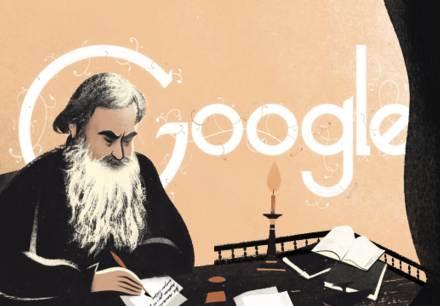 inilah ilustrasi Leo Tolstoy