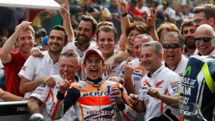 Marquez dan HRC team