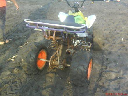 ATV di pantai Depok-Parangtritis
