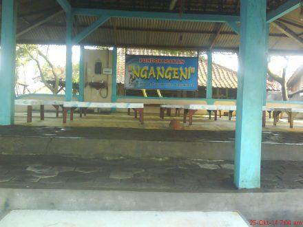 warung kuliner di pantai Depok-Parangtritis