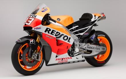 motor honda RC213V motogp 2014