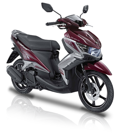 New GT 125 Eagle Eye warna Ungu- Premium Purple