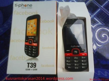 HP jerk ti-phone seharga 200ribu, yang disediakan di gerai Telkom Bantul, mulai harga 150ribu.
