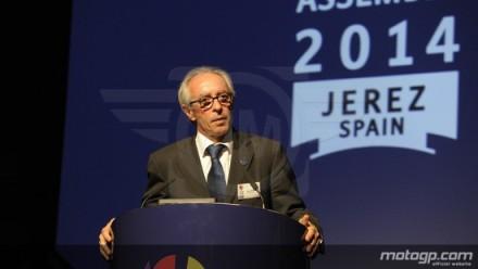 Vito Ippolito - Presiden FIM