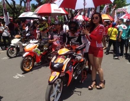 HRC 2014 putaran terakhir di Semarang Jawa Tengah