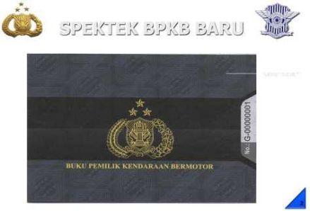 Gambar BPKB motor
