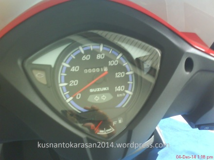 speedometer suzuki address