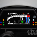 Panel speedometer YZF-R1