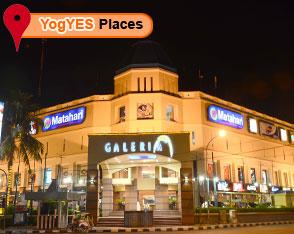 inilah Galeria Mall Yogyakarta