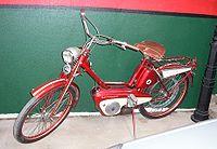 Husqvarna Novolette moped