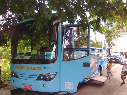 Mobil Samsat Keliling Kota Yogyakarta
