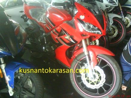 minerva R150 New VX