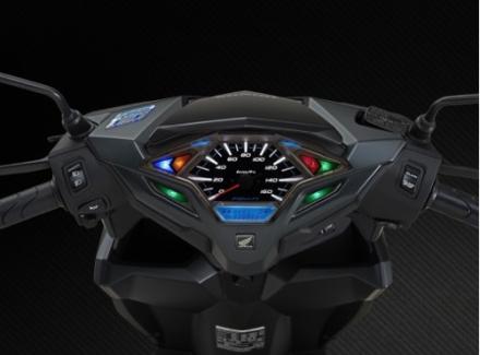 Panel Meter Honda Vario 150 eSP