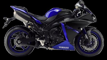 Yamaha YZF-R1 warna Biru