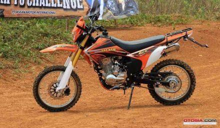 Power Trex GTX 150 warna Orange