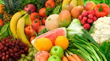 Buah-buahan dan Sayuran