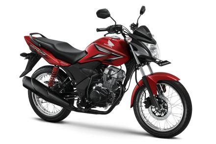 Honda Verza tipe SW warna Merah