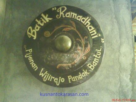 "Icon ""Batik Ramadhani"""