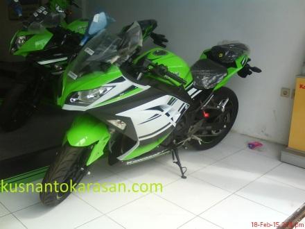 Kawasaki Ninja 250 FI ABS