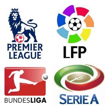 EPL-La-Liga-Bundeliga-Serie-A-Logo