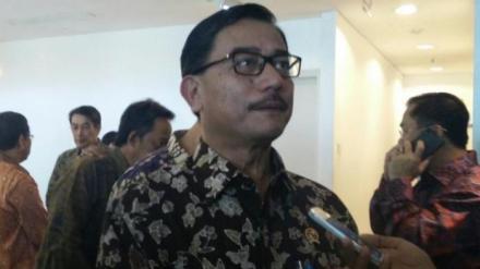 Bapak Ferry Menteri Agraria dan Tata Ruang