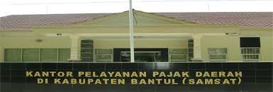 Kantor Pelayanan Pajak Daerah / Samsat Bantul