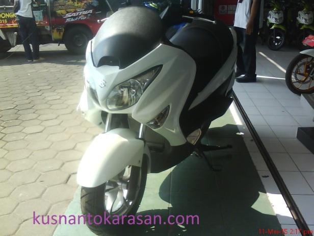 Suzuki Burgman 200