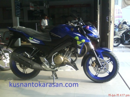 yamaha new v-ixion advance levery motogp movistar
