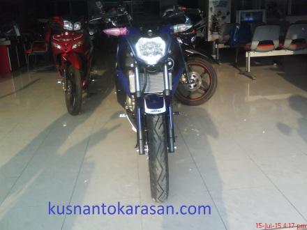 yamaha new v-ixion advance Livery motogp movistar