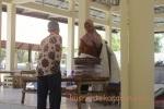 aktifitas di pasar Grogol