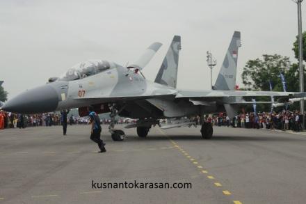 Hebatnya pesawat Sukhoi