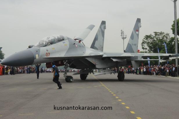 Pesawat Tempur Sukhoi