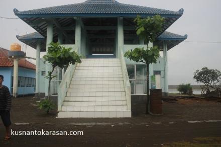 Gardu Pandang Pesona Pengklik - Pantai Samas