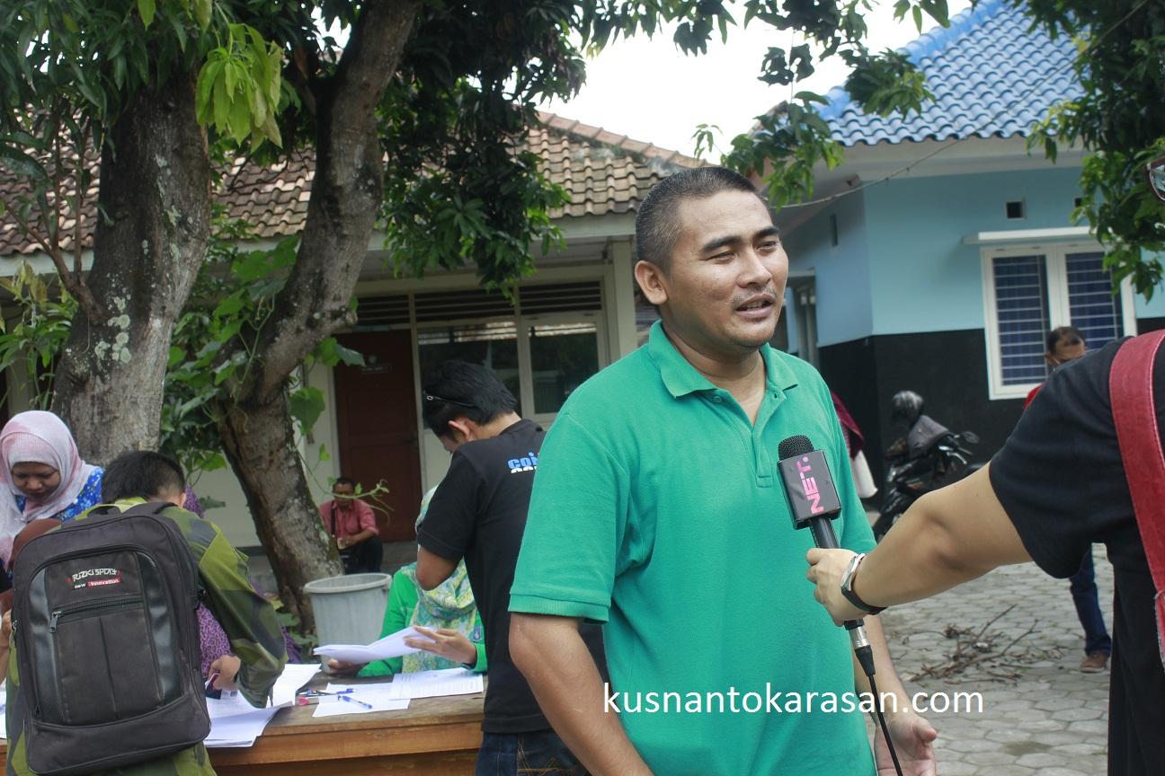 Inilah RM. Ryan Budi Nuryanto, SE ketua Fortais