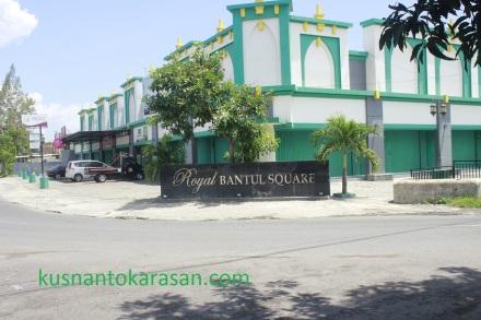 Ruko Royal Bantul Square, Jl Prof Dr. Supomo, SH Bantul
