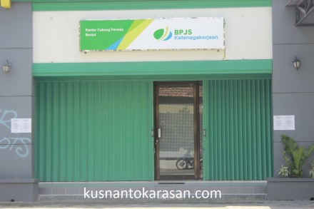Kantor Cabang Perintis BPJS Ketenagakerjaan Bantul
