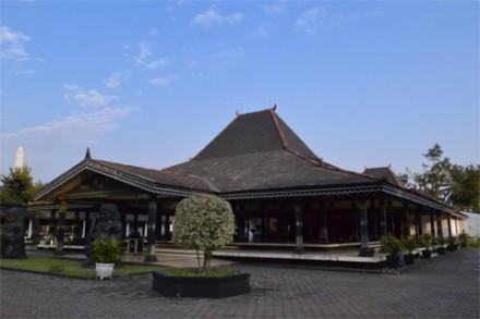 Anjungan D.I. Yogyakarta di TMII -