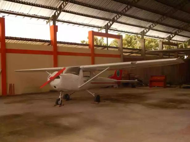 Pesawat ini juga digunakandigunakan untuk acara Nikah Bareng Angkasa 2016
