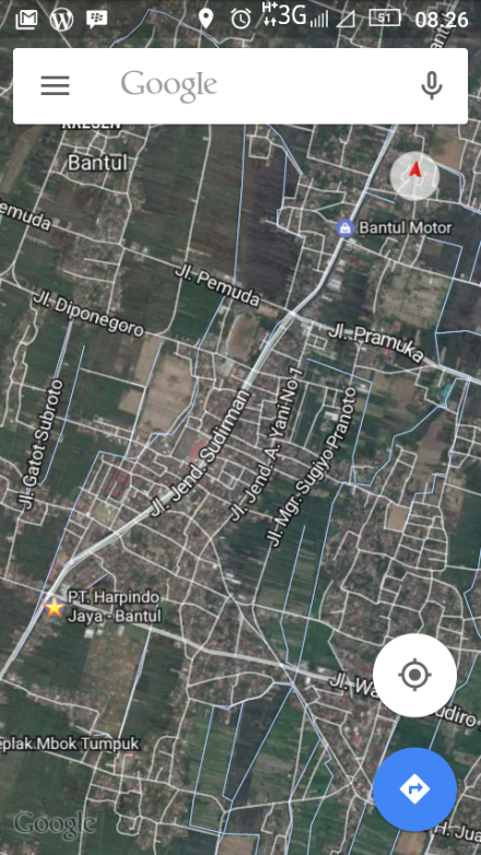Jl. Jend. Dudirman Bantul